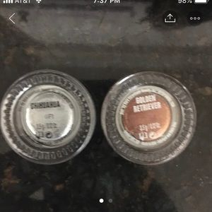 Bare Minerals Buxom Eye Shadow duo